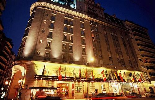Alvear palace hotel for Hotel tre design buenos aires