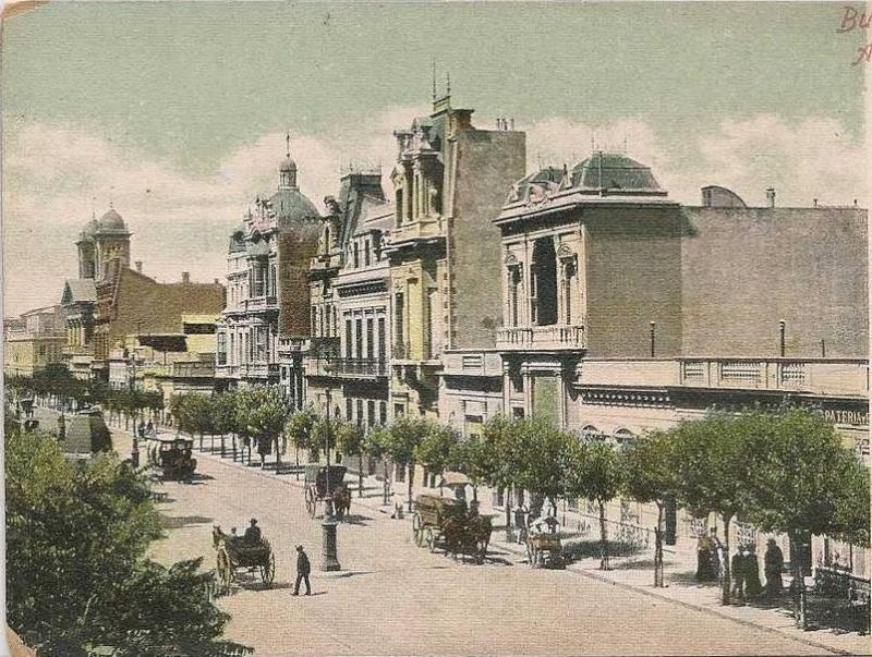 Avenida callao for Sucursales galicia cordoba