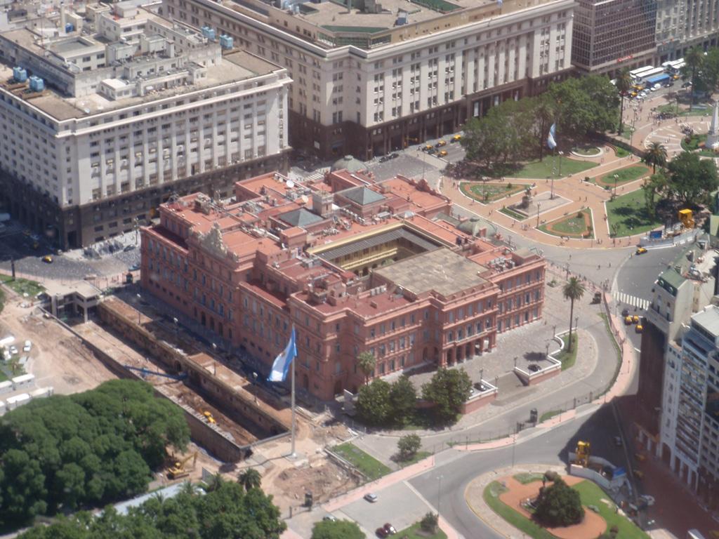 Museo del bicentenario for Fabrica de sillones modernos en buenos aires