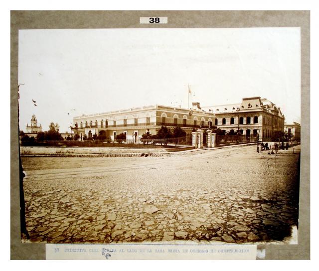 Ex palacio de correos Casa del correo